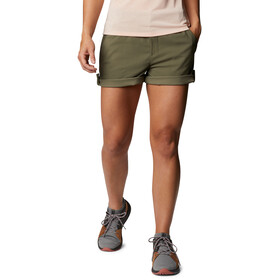 Columbia Firwood Camp II Shorts Women stone green